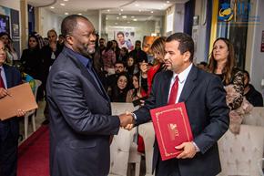 IIT honorée par une visite diplomatique