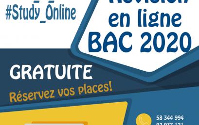IIT offre une révision en ligne gratuite aux élèves du BAC