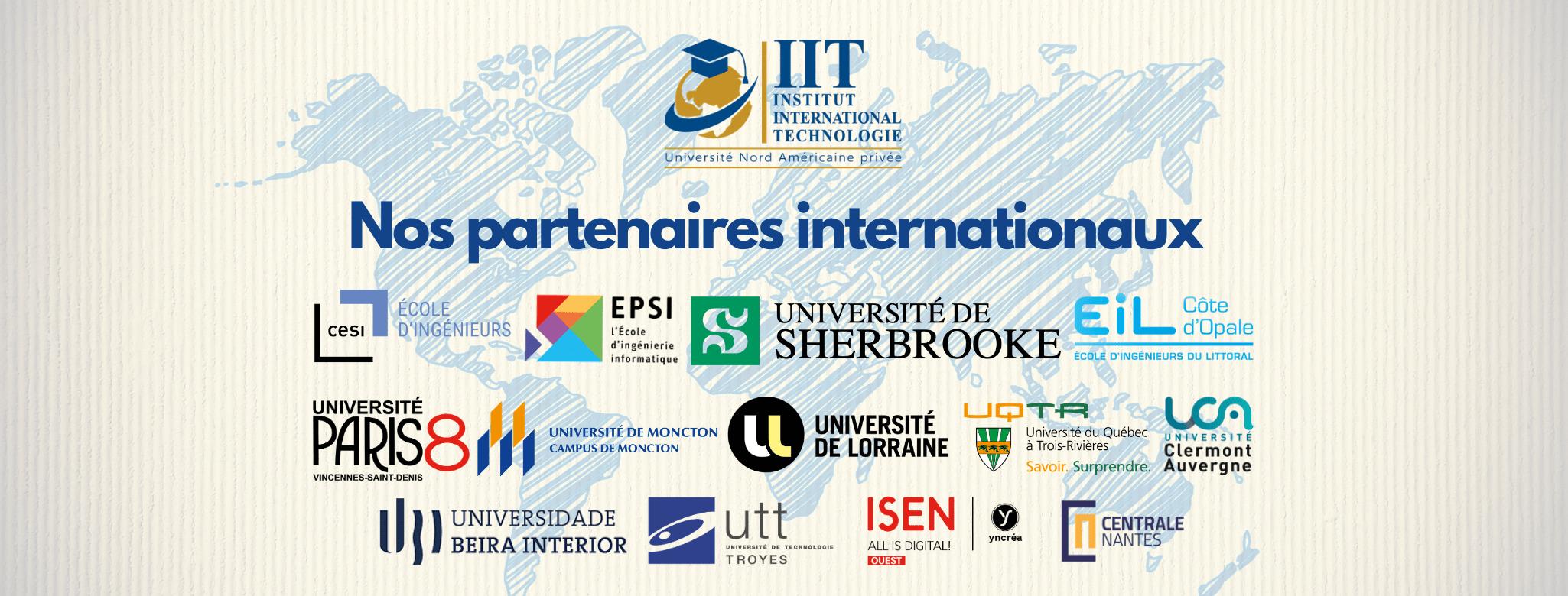 L'étranger, une composante importante de la formation universitaire à l'IIT